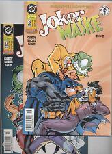 DC / MARVEL CROSSOVER # 37 + 38 - JOKER / MASKE 1+2 - DINO VERLAG 2001 - TOP