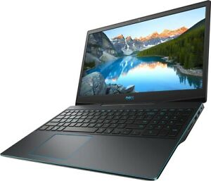 "Dell G3 3590 15.6"" FHD i7-9750H 2.6GHz 16GB 512GB SSD GTX 1660Ti W10H Laptop U"