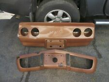 Chevrolet Corvette 1975-79 C-3 Front And Rear Bumper Covers - Local pickup only.