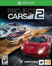 Project Cars 2 (Day One Edition) for Xbox One XB1 Brand New!