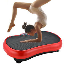 Vibration Exercise Machine Vibrating Plate Weight Loss Mini Power Fit Massager