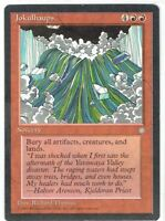 JOKULHAUPS Ice Age MTG Single Red Vintage Magic:The Gathering RARE