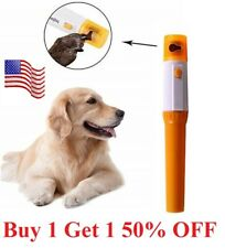 Electric Dog pet Nail Grinder Clippers Cutters Trimmer Painless for Small Dog