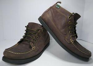 Eastland Seneca Chukka Boots Brown Man's Size 8 D - 7785-17