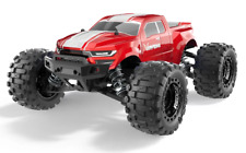 Redcat Racing Volcano 16 1/16 Scale Brushed Rc Monster Truck Red New