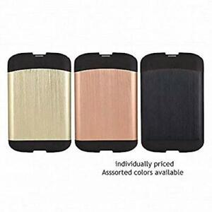 Umbra Bungee Card Case RFID Blocking in choice of Black, Copper or Brass