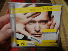 MICHAEL BUBLE_Crazy Love_used CD_ships from AUS!__O3