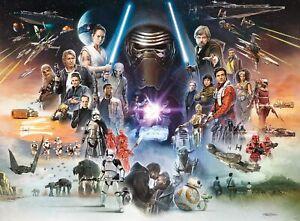 Star Wars - If Skywalker Returns, The New Jedi Will Rise - 1000 Piece Jigsaw Puz