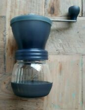"""Hario Ceramic Coffee Grinder """"Skerton Plus"""" coffee grinder with ceramic grinder"""