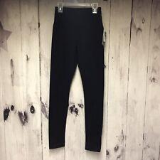 Lysse Leggings Ponte Womens XS Midnight Dark Blue Pants Skinny Stretch New