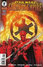 STAR WARS CRIMSON EMPIRE #1-6 SET - Back Issue (S)