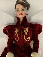 Holiday Ball Barbie Holiday Porcelain Collection 1997 Numbered NRFB Mattel 18326