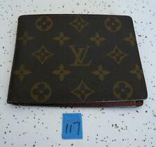 "Authentic Louis Vuitton Monogram card & bill holder     5"" X 4""  #117"