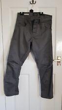 Jack & Jones Pantalones Chinos Jeans Pantalones Stan Anti Fit 30' Cintura 30' pierna pequeña mens
