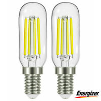 LED Cooker Hood 3.8w Energizer Bulb - 40w SES / E14 Halogen Replacement - 2 Pack