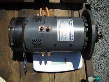 GE MOTOR 5BC49JB295 HYSTER R30ES 24 VOLT with HILLARD brake  R 30 ES P/N 1309348