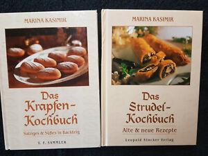 Marina Kasimir im Doppelpack = Krapfen und Strudel Kochbuch