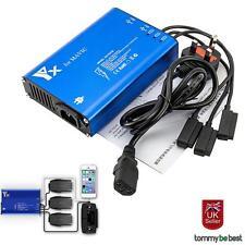 Pour DJI Mavic Pro 5 en 1 Multi Chargeur Batterie Moyeu Rapid Prise bleu BR