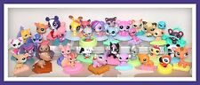 ❤️Littlest Pet Shop LPS LOT 35 DIFFERENT McDonald's Toys Happy Meal Dog Cat❤️