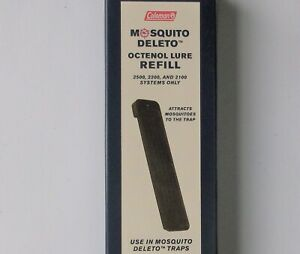 NEW Coleman Mosquito Deleto Lure Refill For 2500,2200 & 2100 Systems  #2960A601