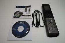 NEVO C2 Universal Remote with Color Display Black