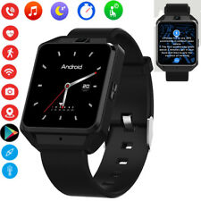 4G Smart Watch with GPS Camera Bluetooth Heart Rate Watch For iPhone Samsung Men