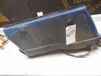 honda gl1200 goldwing interstate blue right saddlebag assembly case 1200 1985
