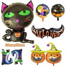 Halloween Balloon Halloween Pumpkin Foil Balloon Children Festival Party Decor