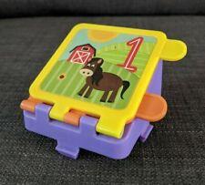 Evenflo Exersaucer FLIP BOOK TOY Moovin Groovin Animals Bouncin Barnyard Part