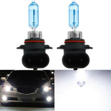 White 9005/HB3 6000K Xenon Gas Halogen Headlight Light Lamp Bulbs 100W 12V