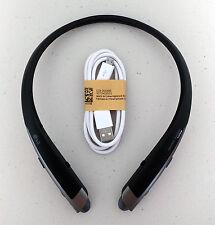 LG Tone Platinum HBS-1100 Bluetooth Headset Harman Kardon Platimum - Black