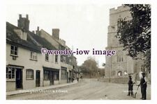 rt0263 - Hillingdon Church and Village , Middlesex - photograph