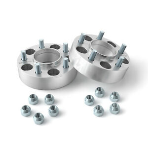 """50mm (2"""")   Hubcentric Wheel Spacers   for 5x114.3 Nissan Infiniti   66.1 66.2"""