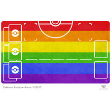 Pokemon Arena Playmat Rainbow - Pokemon Play Mat (PL0137)