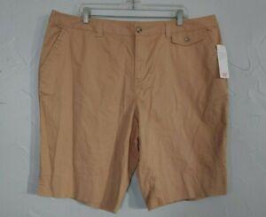 NWT! a.n.a 20W beige/tan shorts w/ stretch
