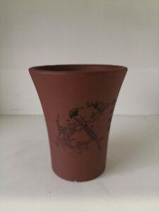 Special Handmade Unglazed Bonsai Pots (High Quality) - 11cm x 11cm x 13cm