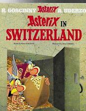 ASTERIX IN SWITZERLAND Softcover Goscinny & Uderzo
