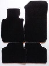 Für  BMW 3er E92 Coupe ab Bj.12/2005- Autoteppiche Fußmatten schwarz Nadelfilz