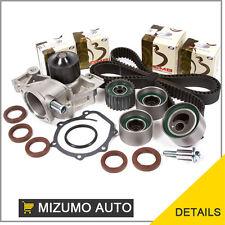 Fit Subaru EJ18 EJ22 90-Feb.97 Timing Belt Kit Water Pump