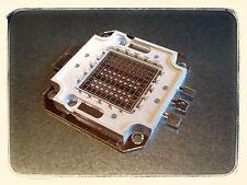 50w vatios RGB LED Rojo Verde Azul Chip Iluminación Proyectores SMD DIY Acuario