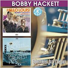 Bobby Hackett: Hello Louis! / Plays Tony Bennett's Greatest Hits