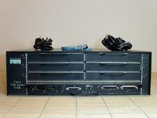 Cisco Router 7206 VXR 7206VXR C7200-IO-FE-RJ45 NPE-400