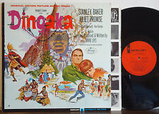 "EDDIE DOMINGO ""Dingaka"" Soundtrack RARE EX 1965 DG MERCURY Afro Drums/Chants OST"