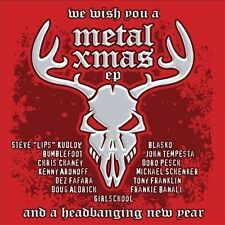 We Wish You a Metal Xmas and a Headbanging New Year by Various Artists...