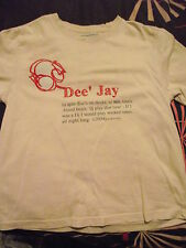 2 x LOVELY T-SHIRTS RED HERRING  age 7-8 128cm DUBAI CAMEL T-SHIRT M (age 8 yr)a