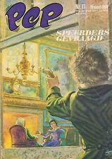 PEP 1968 nr. 11 - VIDOCQ (COVER HANS G. KRESSE)/TANKS/COMICS