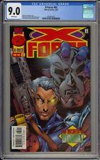 X-FORCE #63 - CGC 9.0 - 1626850015