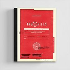 X-files the Official Archives : Cryptids, Biological Anomalies, and Parapsych...