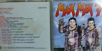 Max Mix 7- Made in West Germany- No Barcode WIE NEU
