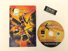 MUSASHI Samurai Legend PS2 Playstation 2 ITA / ESP